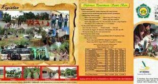 Brosur SMA Islam Terpadu Raudhatul Ulum TP 2016-2017