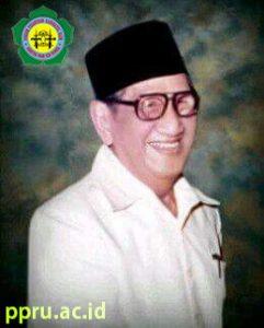 Alm. KH. A. Rasyid Shiddiq Pendiri Ponpes Ash-Shiddiqiyah Rantau Kasih