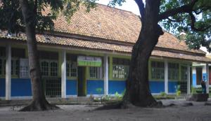Gedung Thaif salah satu Gedung belajar di PPRU Sakatiga